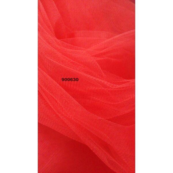 Tüll piros