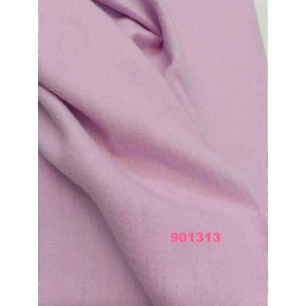 egyszínű flanell /rózsaszín