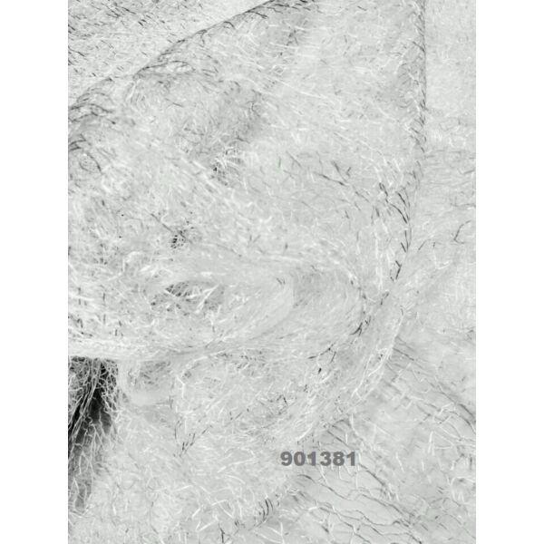 dekor háló /hófehér(FÉLMÉTER)