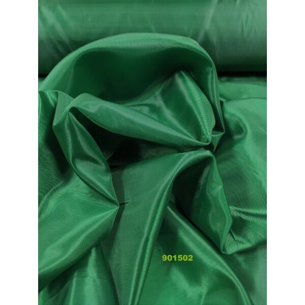 dekor- bélés selyem/ sötét fenyő zöld