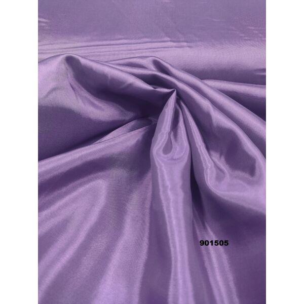 dekor-bélés selyem /közép lila