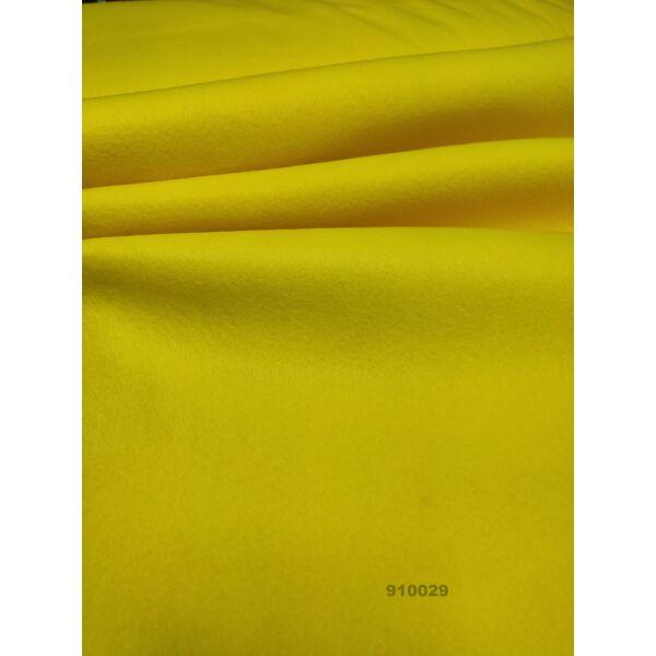 poly filc / citrom sárga/90cm széles